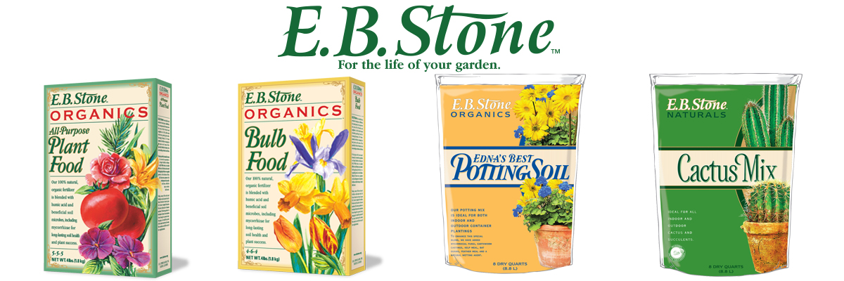 EB Stone Organic Fertilizers & Products