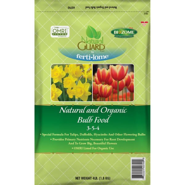 Natural & Organic Fertilizers